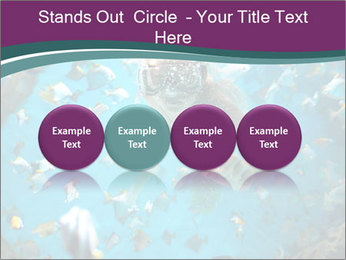 Brain coral PowerPoint Templates - Slide 76