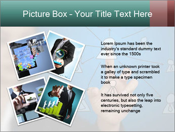 Business Woman PowerPoint Template - Slide 23