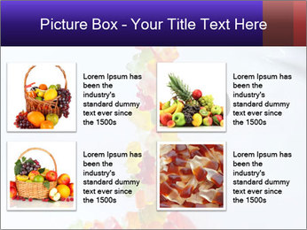 Jelly bears PowerPoint Templates - Slide 14