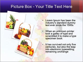Jelly bears PowerPoint Templates - Slide 17