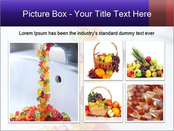 Jelly bears PowerPoint Template - Slide 19