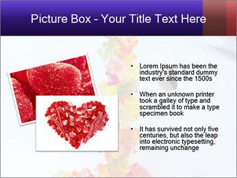 Jelly bears PowerPoint Template - Slide 20