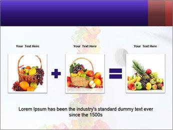 Jelly bears PowerPoint Template - Slide 22