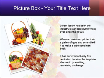 Jelly bears PowerPoint Template - Slide 23