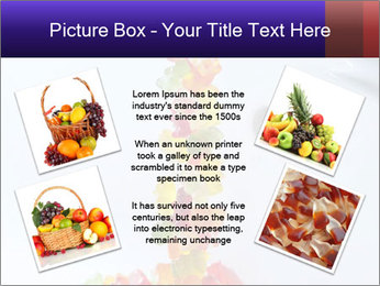 Jelly bears PowerPoint Template - Slide 24
