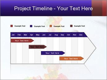 Jelly bears PowerPoint Template - Slide 25