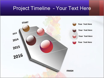 Jelly bears PowerPoint Template - Slide 26