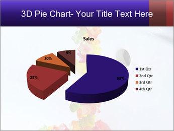 Jelly bears PowerPoint Template - Slide 35