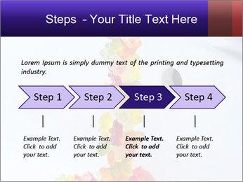 Jelly bears PowerPoint Templates - Slide 4