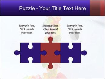 Jelly bears PowerPoint Template - Slide 42