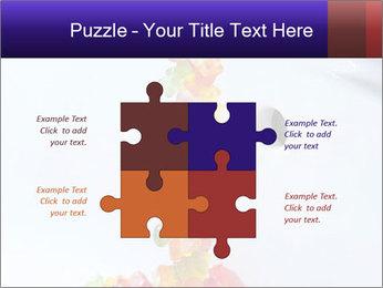 Jelly bears PowerPoint Template - Slide 43