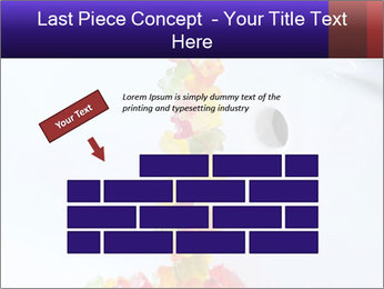 Jelly bears PowerPoint Template - Slide 46