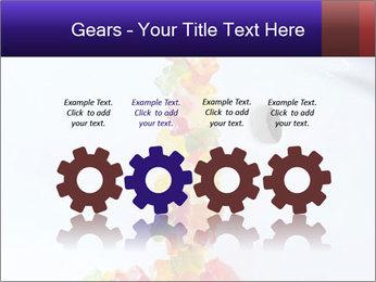 Jelly bears PowerPoint Template - Slide 48