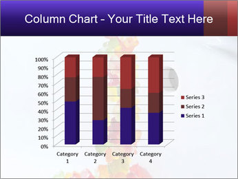Jelly bears PowerPoint Template - Slide 50