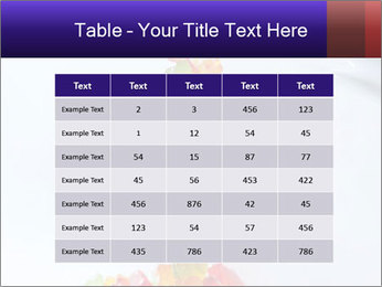 Jelly bears PowerPoint Template - Slide 55