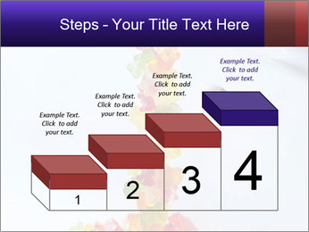 Jelly bears PowerPoint Template - Slide 64