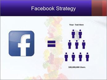 Jelly bears PowerPoint Template - Slide 7