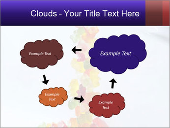 Jelly bears PowerPoint Template - Slide 72