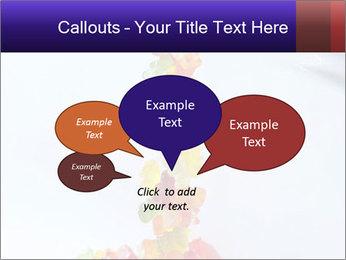 Jelly bears PowerPoint Template - Slide 73