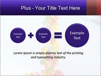Jelly bears PowerPoint Template - Slide 75