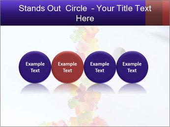 Jelly bears PowerPoint Template - Slide 76