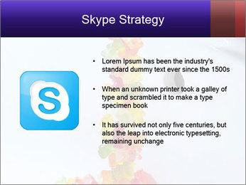 Jelly bears PowerPoint Template - Slide 8