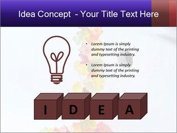 Jelly bears PowerPoint Template - Slide 80