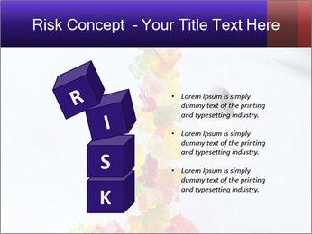 Jelly bears PowerPoint Template - Slide 81