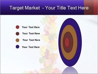 Jelly bears PowerPoint Template - Slide 84