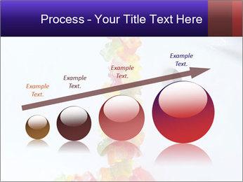 Jelly bears PowerPoint Template - Slide 87
