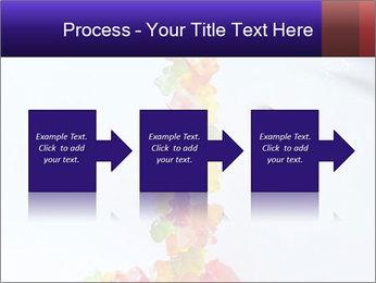 Jelly bears PowerPoint Template - Slide 88