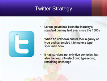 Jelly bears PowerPoint Template - Slide 9