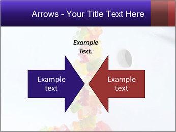 Jelly bears PowerPoint Template - Slide 90