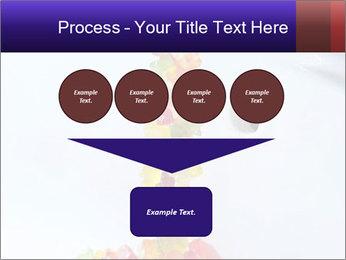 Jelly bears PowerPoint Template - Slide 93