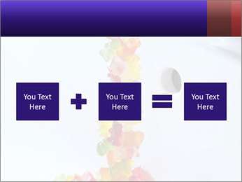 Jelly bears PowerPoint Template - Slide 95