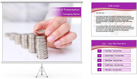 Profit PowerPoint Template