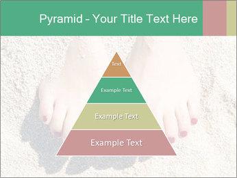 Female feet PowerPoint Template - Slide 30