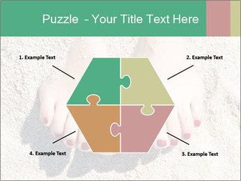 Female feet PowerPoint Template - Slide 40