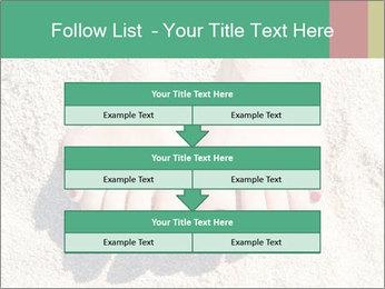 Female feet PowerPoint Template - Slide 60