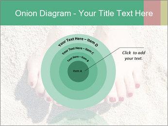 Female feet PowerPoint Template - Slide 61
