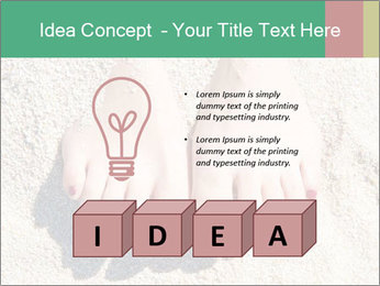 Female feet PowerPoint Template - Slide 80