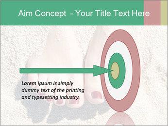 Female feet PowerPoint Template - Slide 83