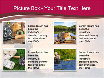 Fishing PowerPoint Templates - Slide 14