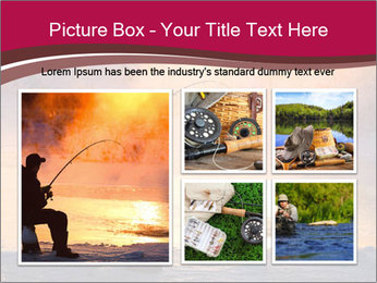 Fishing PowerPoint Templates - Slide 19