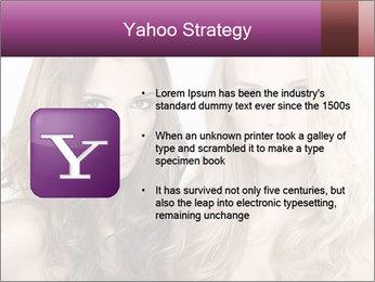 Girl friends PowerPoint Template - Slide 11