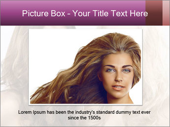 Girl friends PowerPoint Template - Slide 15