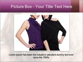 Girl friends PowerPoint Template - Slide 16