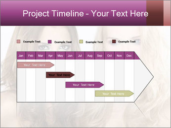 Girl friends PowerPoint Template - Slide 25