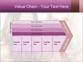 Girl friends PowerPoint Template - Slide 27