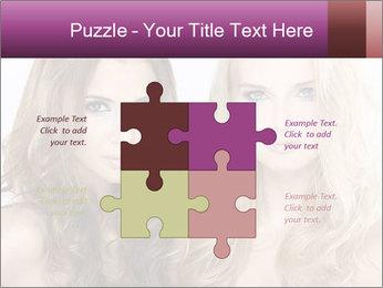 Girl friends PowerPoint Template - Slide 43